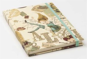 alice notebook 12x17 gallery shop