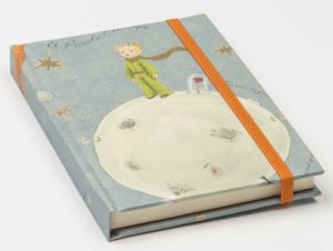 piccolo principe notebook 9x13 gallery shop