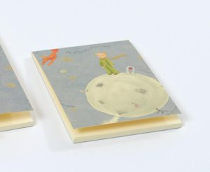 piccolo principe notepads A6 gallery shop