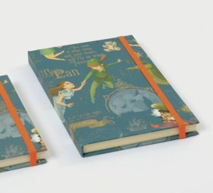 peter pan notebook 12x17 gallery shop
