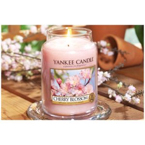 CHERRY BLOSSOM Giara g. Yankee Candle gallery shop