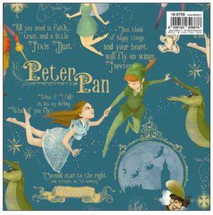 PETER PAN foglio KARTOS gallry shop